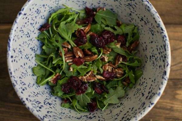 Jim's Arugula Salad