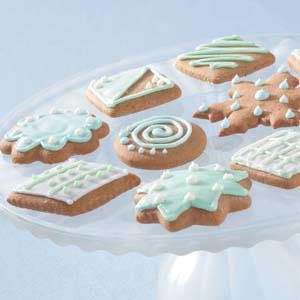 Spice Cutout Cookies