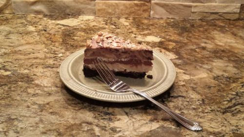 Mississippi Mud Ice Cream Pie