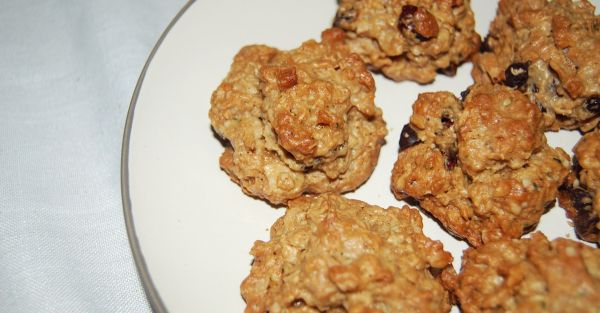 Healthy, Easy to Make Tahini Cookies