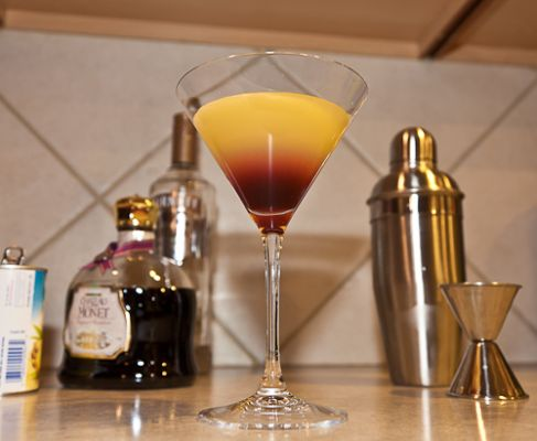 Copycat Cocktail (my attempt to copy a P.F. Chang's cocktail)