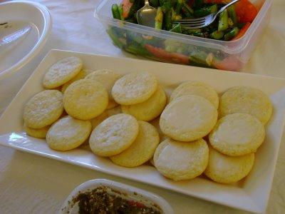 Lemon Iced Sugar Cookies