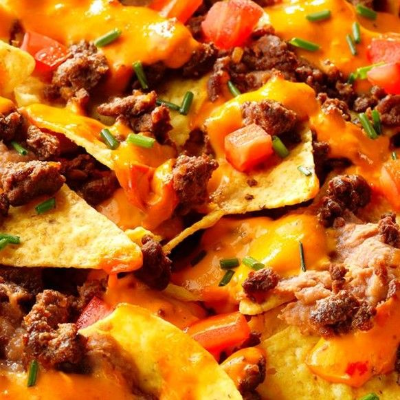 CEASER'S FAVORITE NACHOS submitted by Patricia Duarte  Madisonville, KY
