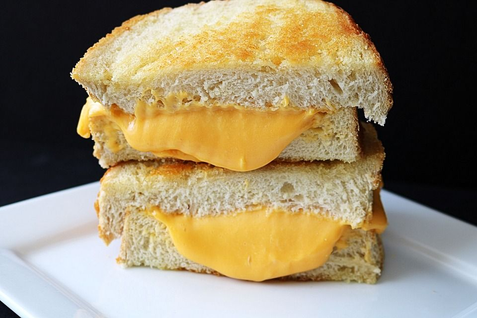 Ultimate Grilled Cheese