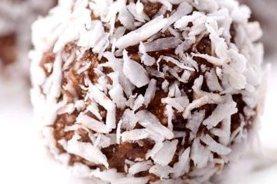 COFFEE-MATE COCONUT TRUFFLES