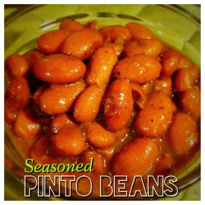 ~^Angel's^~ Seasoned Pinto Beans