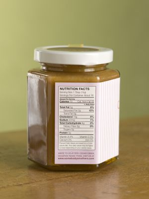Somebody's Mother's Caramel Sauce Nutritional Information