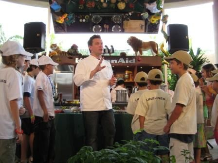 Chef Tyler Florence & friends Fun & Fit 2008