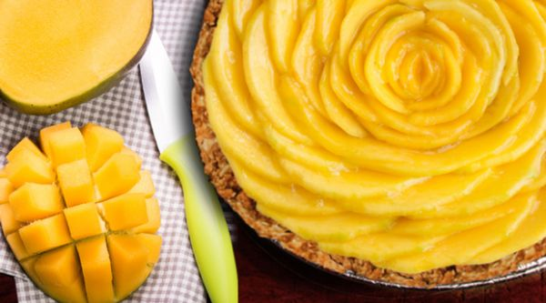 Super Food Mango Pie