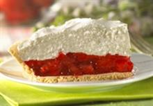 Strawberry Bottom Cheesecake