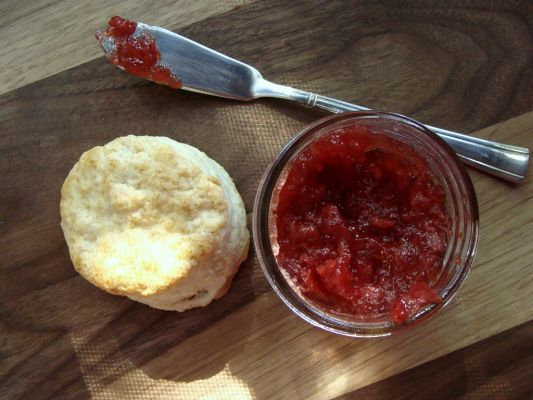 Jennie's Strawberry Jam
