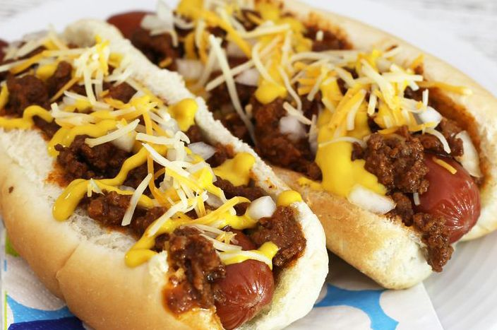 Classic Coney Island Chili for Chili Dogs