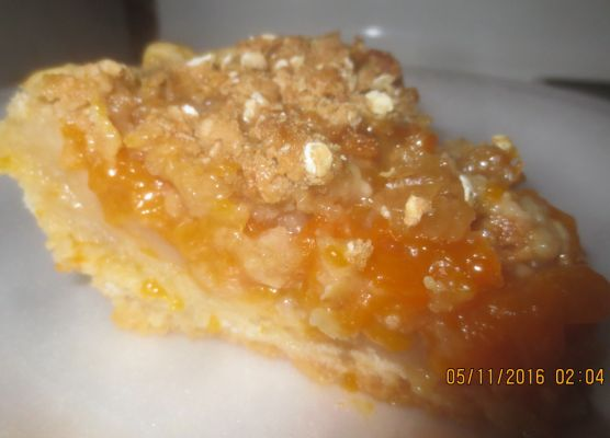 Michelle Losey's Mandarin Orange Deep Dish Pie