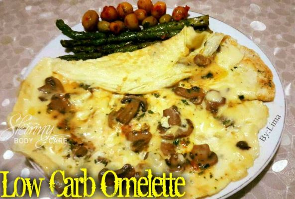 Low carb Omelette