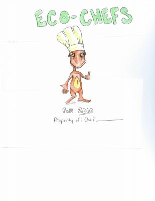 Eco-Chefs Kids Culinary Cookbook