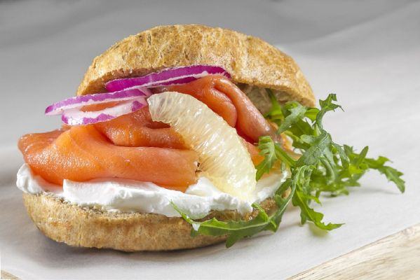 The Inbal Hotel's Kosher for Passover Bagel