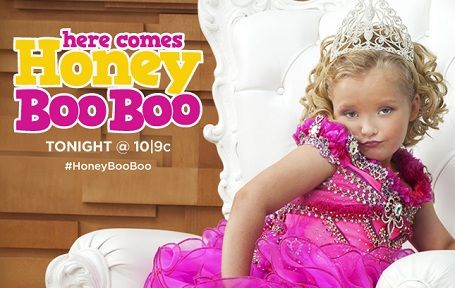 Honey Boo Boo Sketti
