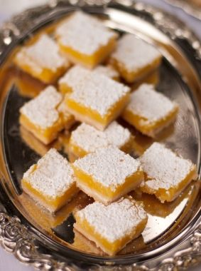 Angel Acres Tasty & Tangy Lemon Squares