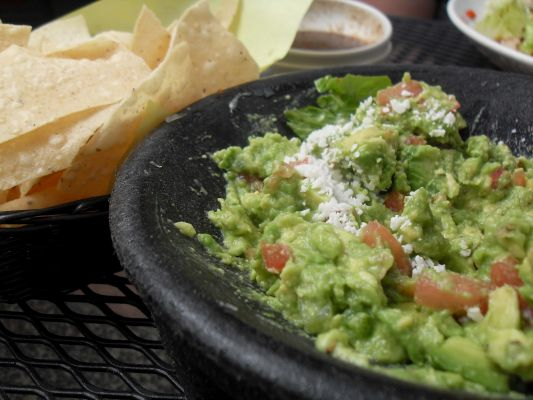 Everybody's Favorite Guacamole