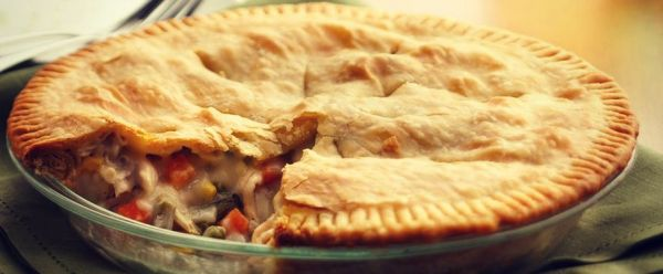 Quick Chicken Pot Pie
