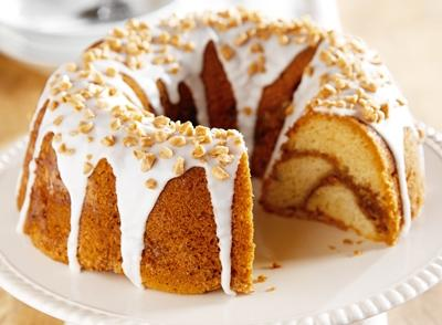 Brickle Bundt Cake