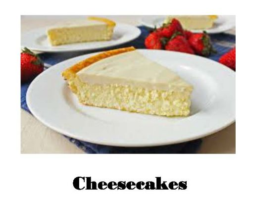 Cheesecake à la Sally Jackson