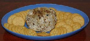 Dr. Pepper Cheese Ball