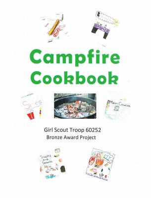 Girl Scout Campfire Cookbook Troop 60252