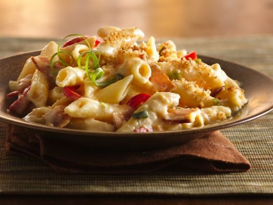 Betty Crocker Bacon-Pepper Mac and Cheese