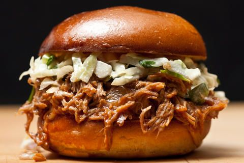 Easy Slow Cooker Pulled Pork