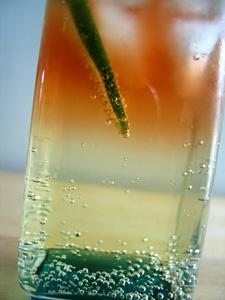 Vodka Lemon, Lime and Bitters