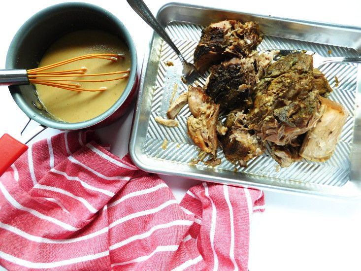 Crock Pot Ranch Pork Roast