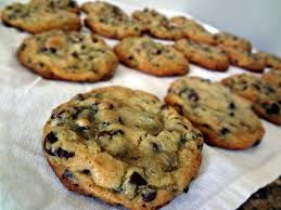 CHOCOLATE CHIP CANNA COOKIES