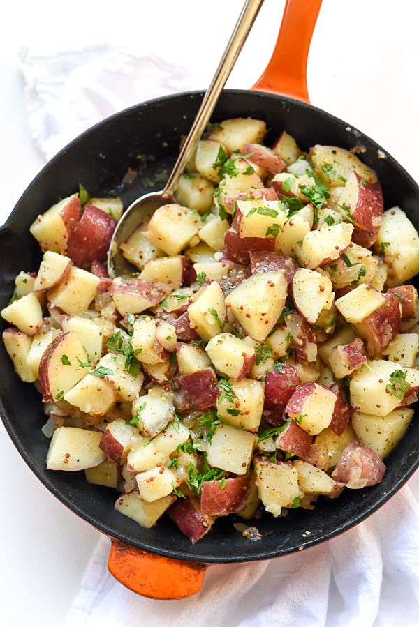 German Potato Salad submitted by Patricia Sumner Duarte, Madisonville, KY