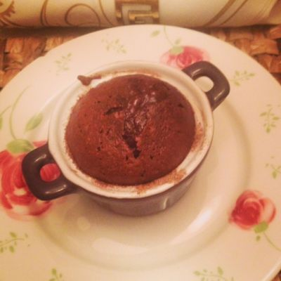 Melt in the Middle Chocolate Puddings