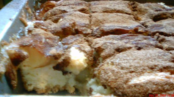 Apple Coffee Cake*