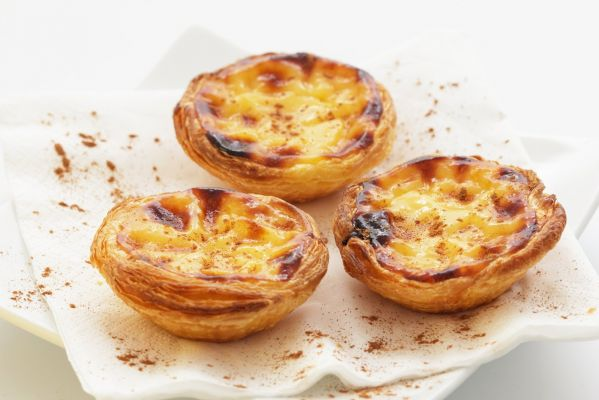 Image result for PASTEIS DE NATA - CUSTARD TARTS FROM PORTUGAL