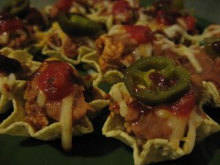 Lighter Nacho Cups