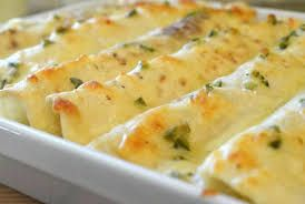 Chicken and Sour Cream Enchiladas