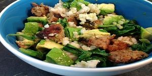 Try these recipes: Hearty Breakfast Bowl