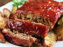 Gma Sally's Meat Loaf