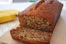 Sally Jackson's Gourmet Banana Tea Bread