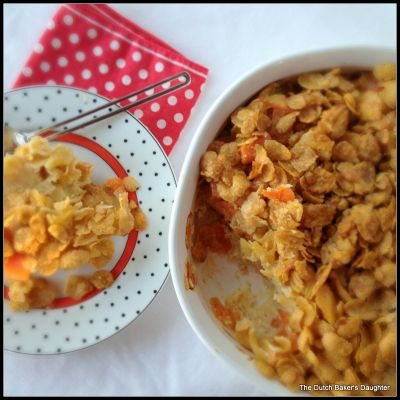 Sweet Potato and Honey Noodle Kugel