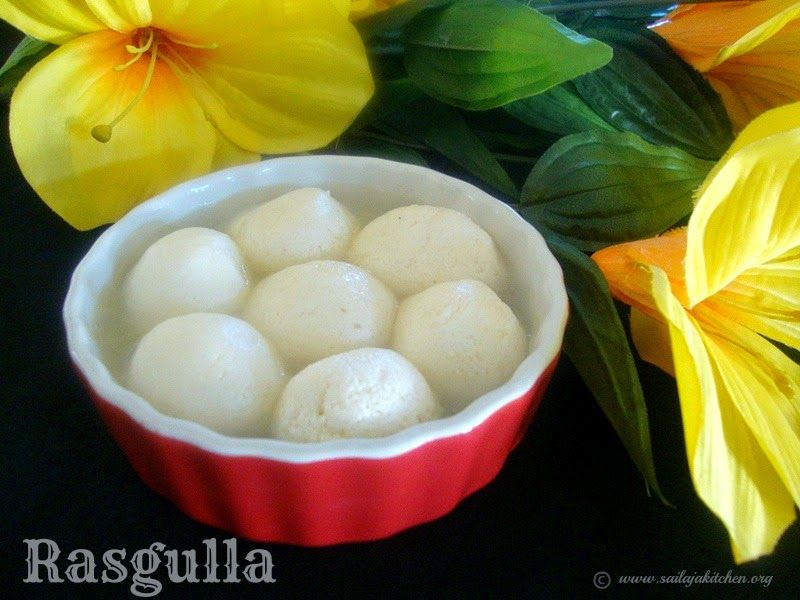 How can Make Colorful Rasgullas Recipe