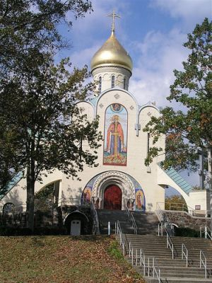 The Russian Church at Rova