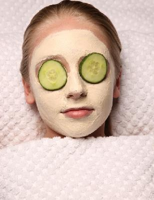 How To - Spa Party Facials (regular skin and oily)