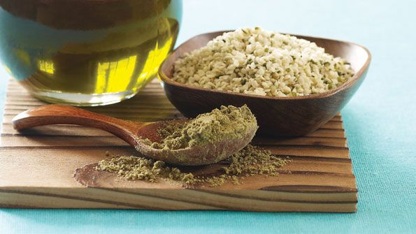 Hemp Healthy Cooking: Hemp for Lunch
