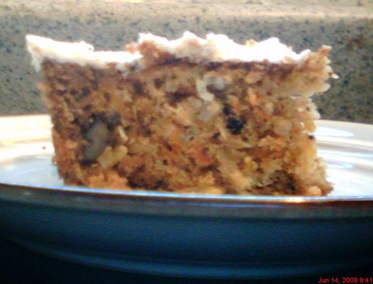 Amish Carrot Cake II