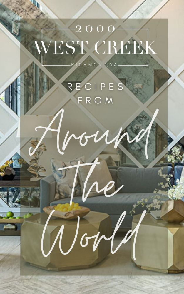2000 West Creek Recipes From Around The World