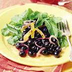 ~Blueberry, Apricot and Sweet Onion Salad~